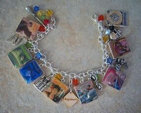 HP Book Bracelet