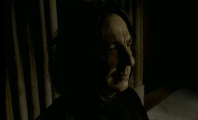 Songfic-Snape