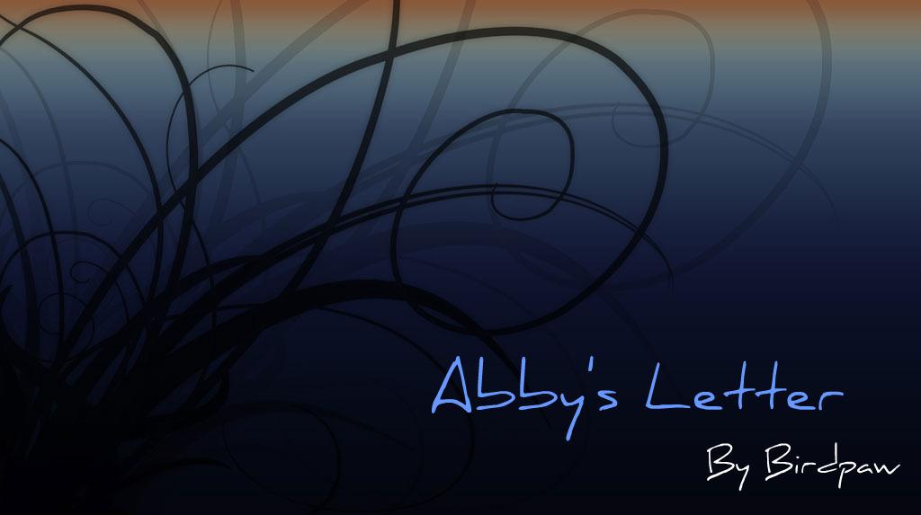 Abby's Letter logo 3