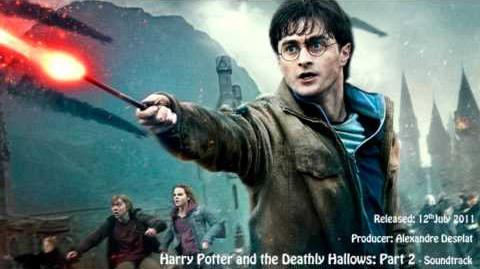 """12. """"Battlefield"""" - Harry Potter and the Deathly Hallows Part 2 (soundtrack)"""