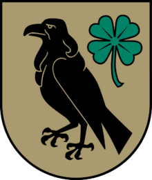 Donovar's coat of arms