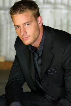 Justin Hartley (Fox - Passions)