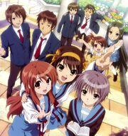 Haruhi Characters