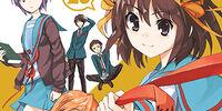 The Melancholy of Haruhi Suzumiya Part 20 (manga)