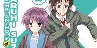 The Melancholy of Haruhi Suzumiya Part 15 (manga)
