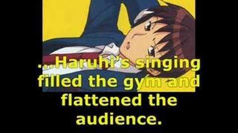Haruhi Suzumiya Drama CD Sound Around Part 01