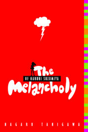 Melancholy(english) book cover