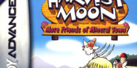 Harvest Moon More Friends of Mineral Town (GBA)