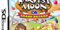 Harvest Moon: Grand Bazaar (NDS)