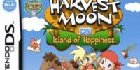 Harvest Moon: Island of Happiness (NDS)