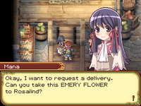 Mana request