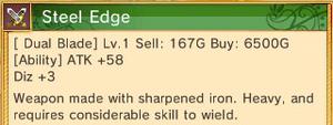 RF4 Menu Steel Edge