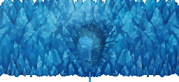 Full Ice wall