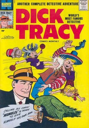 Dick Tracy Vol 1 121
