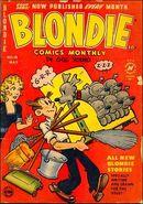 Blondie Comics Vol 1 18