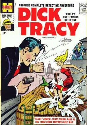 Dick Tracy Vol 1 118