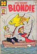 Blondie Comics Vol 1 132