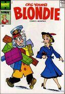 Blondie Comics Vol 1 109
