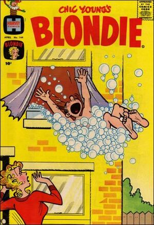 Blondie Comics Vol 1 144