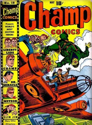 Champ Comics Vol 1 18