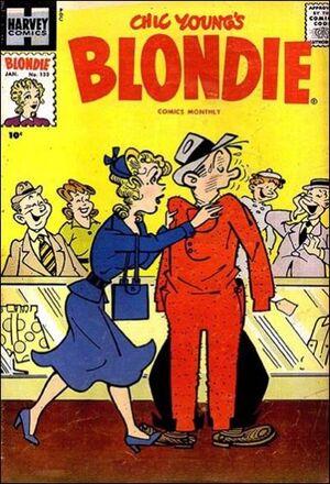 Blondie Comics Vol 1 133