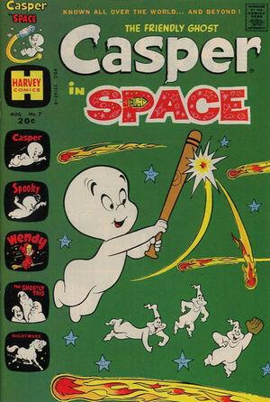 Casper in Space Vol 1 7