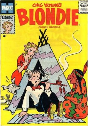 Blondie Comics Vol 1 119