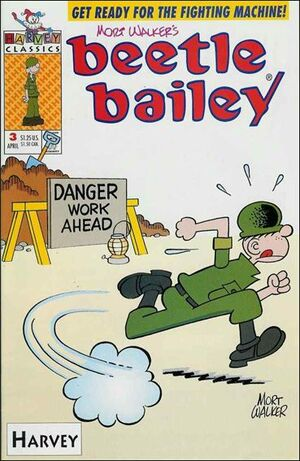 Beetle Bailey Vol 1 3