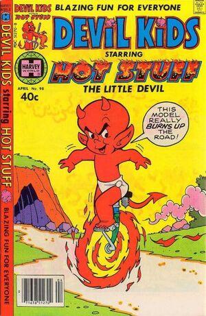 Devil Kids Starring Hot Stuff Vol 1 98