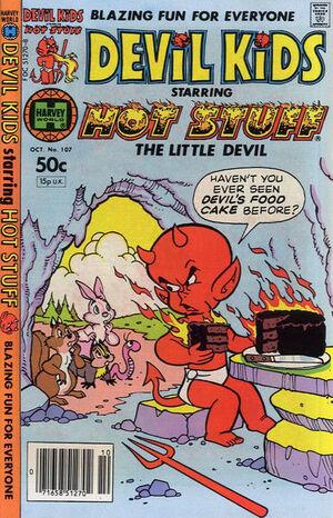 Devil Kids Starring Hot Stuff Vol 1 107