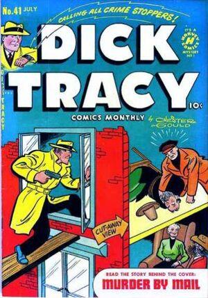 Dick Tracy Vol 1 41