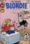Blondie Comics Vol 1 134