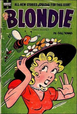 Blondie Comics Vol 1 66