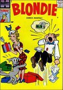Blondie Comics Vol 1 108