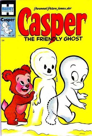 Casper, the Friendly Ghost Vol 1 29