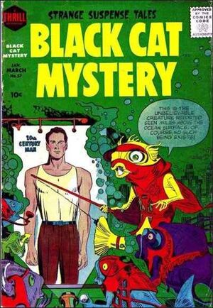 Black Cat Mystery Comics Vol 1 57