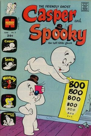 Casper and Spooky Vol 1 5