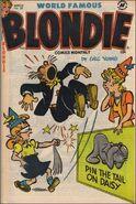 Blondie Comics Vol 1 52