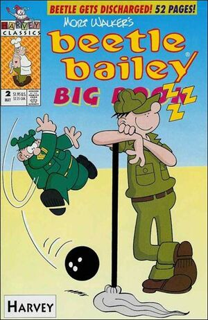 Beetle Bailey Big Book Vol 1 2