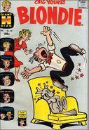 Blondie Comics Vol 1 156