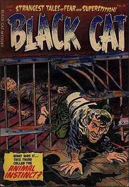 Black Cat Mystery Comics Vol 1 52