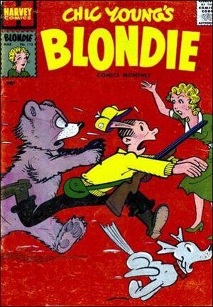 Blondie Comics Vol 1 112