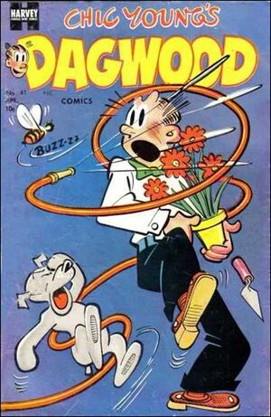 Dagwood Comics Vol 1 41