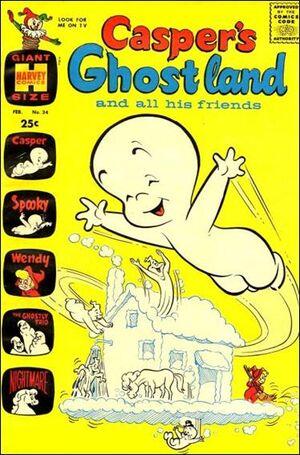 Casper's Ghostland Vol 1 34