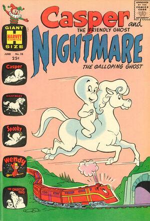 Casper and Nightmare Vol 1 28