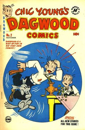 Dagwood Comics Vol 1 2