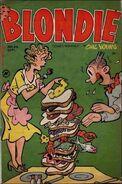 Blondie Comics Vol 1 46