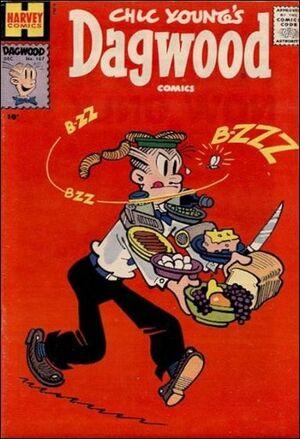 Dagwood Comics Vol 1 107