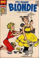Blondie Comics Vol 1 131