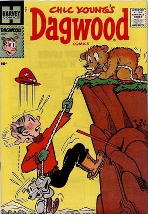 Dagwood Comics Vol 1 91